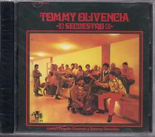 Salsa RARE CD FANIA First Pressing TOMMY OLIVENCIA Secuestro PAQUITO GUMAN Samyy