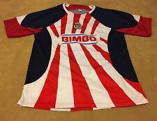 CHIVAS De Guadalajara Soccer Futbol Jersey Mens Size Large