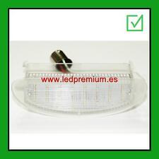 LEDPremium 1x LED NUMBER PLATE LIGHTS RENAULT CLIO II 2
