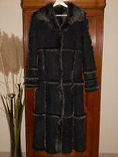 genuina, abrigo JOSEPH DE KARL DONOGHUE, t. S, 100% piel de cordero, auténtico