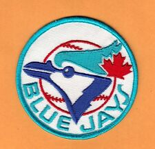 ORIGINAL OLD LOGO 1970s TORONTO BLUE JAYS LARGE 4 in PATCH Unsold Stock IRON ON