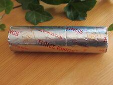 Three Kings Räucherkohle - Kohletabletten - 3,3 cm - 1 Rolle à 10 Stück