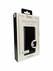Case-Mate Wallet Folio Case for Google Pixel 2 XL - Black