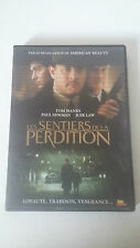 LES SENTIERS DE LA PERDITION - DVD - Tom Hanks Paul Newman Jude Law