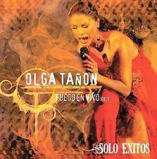 Olga Tanon : Olga Fuego En Vivo Vol. 1 [us Import] CD (2008)