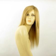 Perruque femme mi-longue blond doré HELOISE 24B