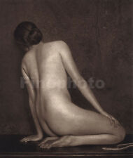 1925 Original Modernist FEMALE NUDE Austria Photo Gravure Art HERMANN SCHIEBERTH