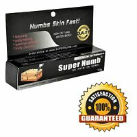 10g SUPER NUMB Numbing Cream Anesthetic Painless Tattoo Piercing Waxing Laser Dr