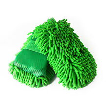 Microfiber Chenille Car Vehicle Care Washing Brush Sponge Pad Cleaning Home-Tool