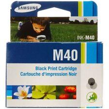 Cartuchos de tinta negro para impresora Samsung