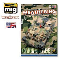 Ammo of Mig Jimenez The Weathering Magazine 20 Camouflage English #4519