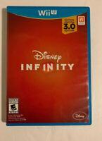 Disney Infinity 3.0 Edition Kids Game for Nintendo Wii U, 2015 WiiU Manual
