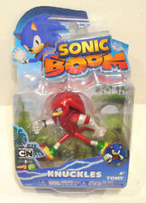 Sonic Boom METALLIC KNUCKLES Action Figure SEALED New Cartoon Network TOMY Sega
