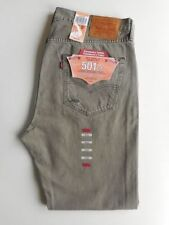 Cotton Faded Big & Tall Tapered Jeans for Men