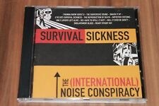 The (International) Noise Conspiracy-Survival Sickness (2000) (CD) (BHR 106)