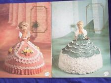VINTAGE 1992 ANNIES ATTIC COTILLION COLLECTION SEPT-OCT  CROCHET DOLL PATTERNS