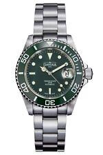 Davosa Ternos Dark Green Diver Automatic, 40mm, Swiss, Ceramic bezel, NEW