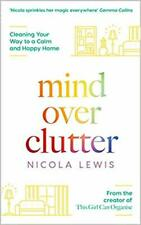 MIND OVER CLUTTER By Lewis  Paperback  NEW 9780008344825