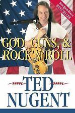 God, Guns & Rock'N'Roll Ted Nugent Paperback