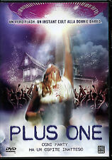 Plus on (+1) DVD TRA FANTASCIENZA e HORROR USA 2013 di D. Illadis