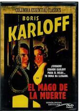 El mago de la muerte (Before I Hang) (v.o. Inglés) (DVD Nuevo)