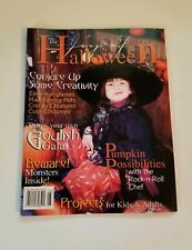 The Joy of Halloween Magazine Fall 1999 Issue