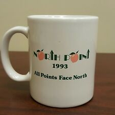 North Point 1993 All Points Face North Coffee Mug