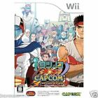 Used Wii Tatsunoko vs Capcom Nintendo JAPAN JP JAPANESE JAPONAIS IMPORT