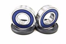 NEW  ALL BALLS 25-1093 - FRONT Wheel Bearing and Seal Kit Kawasaki  KX 125 250