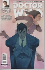 Doctor Who #12 New Adventures with 10th Doctor comic book TV show series