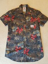 Genuine Men's FRANKLIN MARSHALL Short Sleeve Shirt