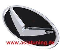 Adler-Emblem hinten (Heckklappe) - Hyundai i40 Tuning-Zubehör schwarz-chrom
