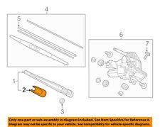 HONDA OEM Pilot Wiper Washer-Liftgate Tailgate Hatch-Wiper Arm Cover 76721T4NH01