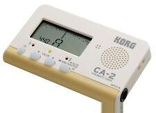 KORG CA-2 chromatisches Stimmgerät Tuner für fast alle Instrumente