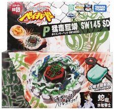 TAKARA TOMY Beyblade Starter Metal Fight Poison Serpent BB69 Launcher New J #mg3