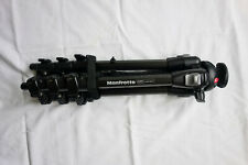 Manfrotto 190mf4 Carbon Fiber 4 Stage Tripod With Handle - Sturdy and Light