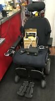 2017 Quantum Edge 2.0 Power Wheelchair ~ Power Tilt and Legs (Local pickup only)