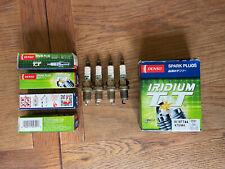 4x Denso IK16TT Spark Plugs 4701 Iridium Tipped TT Long Life - See Description
