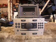 VAUXHALL ASTRA H ZAFIRA B   CD30 CD player.