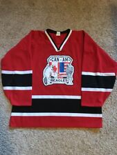 Hockey Jersey Can-Am Beagles Mens XXL Minor League Mullane SSRT NHL Canada CCM