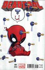 DEADPOOL  (2013 Series) (#1-45, 250) (MARVEL) #1 YOUNG BABY Very Fine Comics