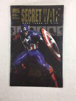 Secret War #3 of 5 October 2004 Comic Book Marvel Comics