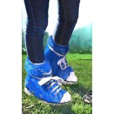 Chaussures de sécurité de travail bleu unisexe pour bricolage