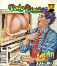 TODO PASA mexican comic SEXY GIRLS, SPICY HISTORIES #2