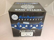 "100ft Roll 3/8"" .063 Semi-Chisel Chain saw Chain repl. 75DGX100U A3EP100U 36RMC"