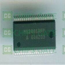 2PCS M62446AFP M62446 6CH ELECTRONIC VOLUME WITH TONE CONTROL
