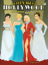 Golden Age Of Hollywood Paper Dolls of 16 Stars by Gregg Nystrom