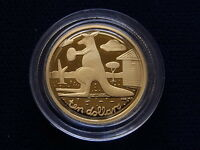 Australia. 2008 1/10oz Gold Proof - Kangaroo.. Artist Series - Mombassa.