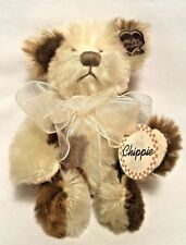 "Annette Funicello Mohair Teddy Bear 5"" Chippie Limited Edition"