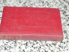 The Toilers of the Sea by Victor Hugo Nelson's Classics Early 1900's
